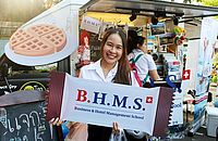 B.H.M.S. participated in the Thammasat University's event in Thailand!