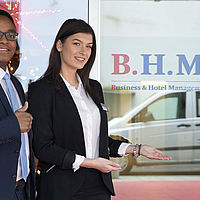 B.H.M.S Lucerne - Global Business Management