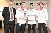 B.H.M.S. 2019 Culinary Cup Competition