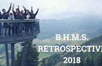 B.H.M.S. Highlights of 2018