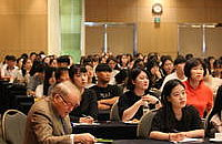 More than 200 people attended the B.H.M.S. Information Session in Seoul