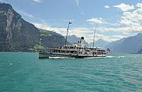 Visit Switzerland - Boat Trips in Lake Lucerne