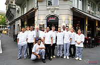 Culinary Students from B.H.M.S. take over the Max Car Bar & Restaurant in Lucerne