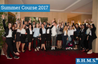 Summer Course B.H.M.S. 2017
