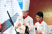 "B.H.M.S. participated in ""The Future Chef Contest 2018"""