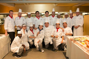 Business & Hotelmanagement School - Culinary staff