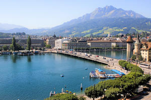 Switzerland offers many possibilities and incredible natural landscapes