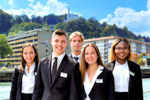 Switzerland is the Best Place to Study Hospitality