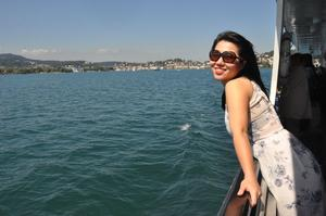 Boat Trips in Lake Lucerne - B.H.M.S. Students visit Switzerland