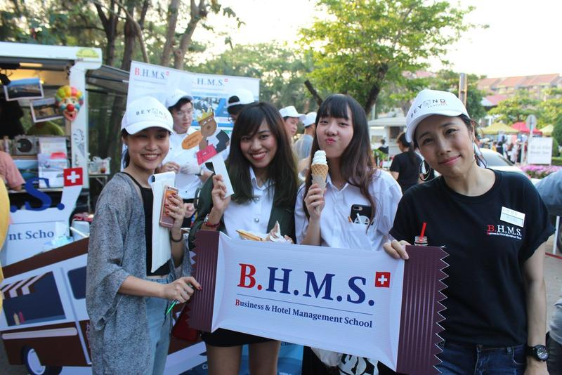 Study Culinary Arts in Switzerland at B.H.M.S.